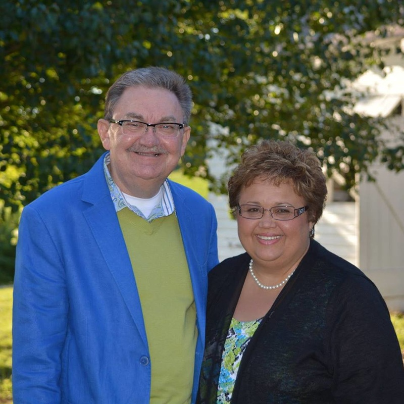 David and  Shirley Duncan of Hephzibah